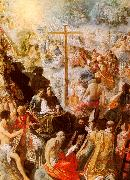 Adam  Elsheimer The Glorification of the Cross oil painting picture wholesale
