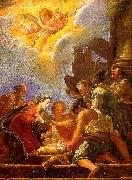 Domenico  Feti Adoration of the Shepherds  5 oil painting picture wholesale