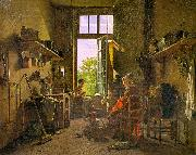 Martin  Drolling Interior of a Kitchen oil painting picture wholesale