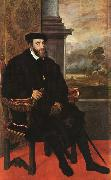Titian Charles V, Seated oil painting picture wholesale