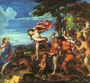Titian Bacchus and Ariadne oil painting picture wholesale