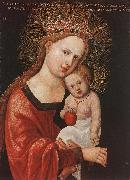 ALTDORFER, Albrecht Mary with the Child  kkk oil painting picture wholesale