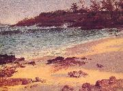 Albert Bierstadt Bahama Cove oil painting picture wholesale