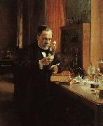 Albert Edelfelt Portrait of Louis Pasteur oil painting picture wholesale
