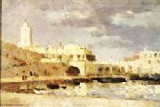 Albert Lebourg The Port of Algiers oil painting picture wholesale