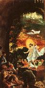 Albrecht Altdorfer Resurrection oil painting artist