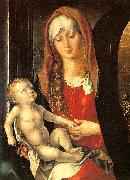 Albrecht Durer Virgin Child before an Archway oil painting picture wholesale