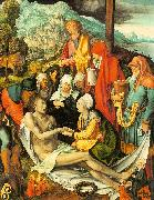 Albrecht Durer Lamentations Over the Dead Christ oil painting artist