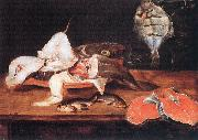 Alexander Still-Life with Fish oil painting picture wholesale