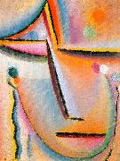 Alexei Jawlensky Meditation oil painting picture wholesale