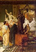 Alma Tadema A Sculpture Gallery oil painting picture wholesale