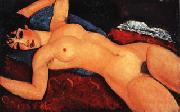 Amedeo Modigliani Nude (Nu Couche Les Bras Ouverts) oil painting picture wholesale