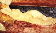 Amedeo Modigliani Reclining Nude oil painting artist