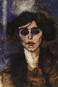 Amedeo Modigliani Maud Abrantes (verso) oil painting artist