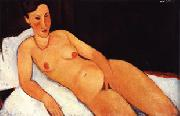 Amedeo Modigliani Nude with Coral Necklace oil painting picture wholesale