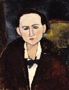 Amedeo Modigliani Elena Povolozky oil painting picture wholesale
