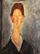Amedeo Modigliani Portrait of a Student oil painting picture wholesale