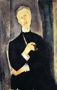 Amedeo Modigliani Roger Dutilleul oil painting picture wholesale