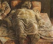 Andrea Mantegna The Dead Christ oil painting artist