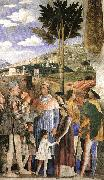 Andrea Mantegna The Meeting oil painting artist