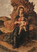 Andrea Mantegna Madonna and Child oil painting artist