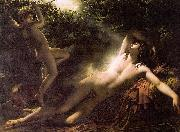 Anne-Louis Girodet-Trioson Endymion Asleep oil painting picture wholesale
