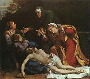 Annibale Carracci The Dead Christ Mourned oil painting picture wholesale