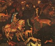 Antonio Pisanello The Vision of St.Eustace oil painting picture wholesale