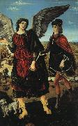 Antonio Pollaiuolo Tobias and the Angel oil painting picture wholesale