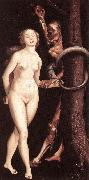 BALDUNG GRIEN, Hans Eve, the Serpent, and Death oil painting picture wholesale