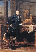 BATONI, Pompeo Portrait of Charles Crowle oil painting artist