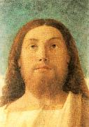 BELLINI, Giovanni Head of the Redeemer beg oil painting picture wholesale