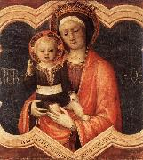 BELLINI, Jacopo Madonna and Child fgf oil painting picture wholesale