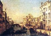 BELLOTTO, Bernardo The Scuola of San Marco gh oil painting artist