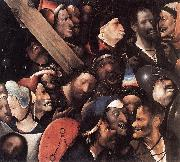 BOSCH, Hieronymus Christ Carrying the Cross gfh oil painting artist