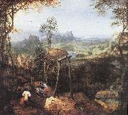 BRUEGHEL, Jan the Elder Magpie on the Gallow fd oil painting artist