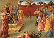 Benozzo Gozzoli The Fall of Simon Magus oil painting picture wholesale