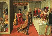 Benozzo Gozzoli The Dance of Salome oil painting picture wholesale