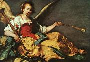 Bernardo Strozzi An Allegory of Fame oil painting picture wholesale