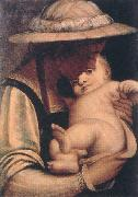 CAMBIASO, Luca Virgin and Child gfh oil painting picture wholesale