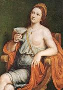 CAROTO, Giovanni Francesco Sophonisba Drinking the Poison df oil painting picture wholesale