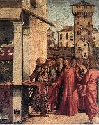 CARPACCIO, Vittore The Calling of Matthew dsf oil painting picture wholesale