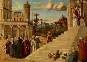 CIMA da Conegliano The Presentation of the Virgin dfgf oil painting picture wholesale