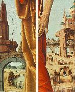 COSSA, Francesco del St Peter and St John the Baptist, details (Griffoni Polyptych) sdf oil painting picture wholesale