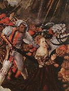 CRANACH, Lucas the Elder The Martyrdom of St Catherine (detail) sdf oil painting picture wholesale