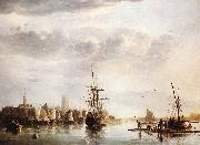 CUYP, Aelbert View of Dordrecht  ds oil painting picture wholesale