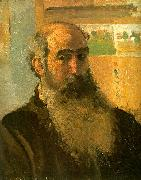 Camille Pissaro Self Portrait oil painting artist