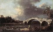 Canaletto Old Walton Bridge ff oil painting picture wholesale