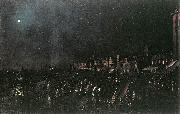Canaletto La Vigilia di Santa Marta f oil painting picture wholesale