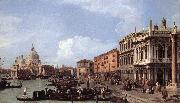 Canaletto The Molo: Looking West sf oil painting picture wholesale